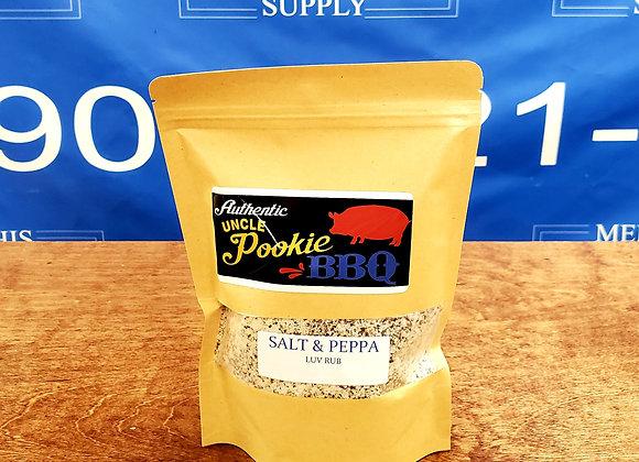 Uncle Pookie Salt & Peppa Luv 1lb Bag