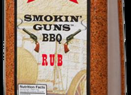 Smokin' Guns 2lb Hot Rub