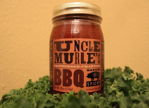 Uncle Murle's Spicy BBQ Sauce