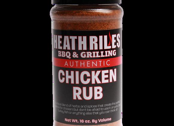 Heath Riles BBQ Chicken Rub