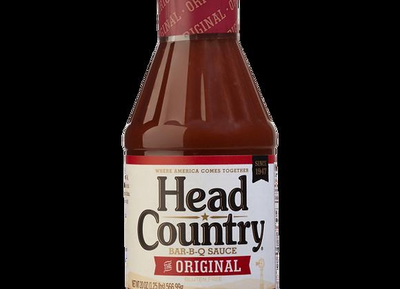 Head Country Orginal BBQ Sauce