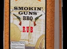 Smokin' Guns 26oz Sweet Heat Rub