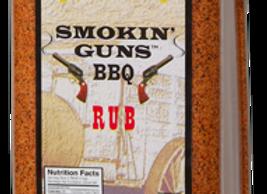 Smokin' Guns 2lb Mild Rub