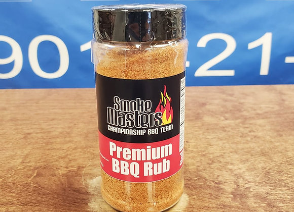 Smoke Masters Premium Rub