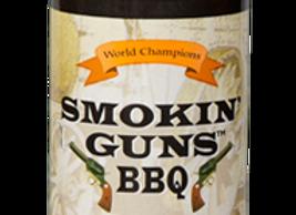Smokin' Guns 5.5oz Sweet Heat Rub