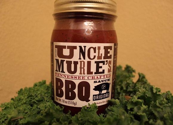 Uncle Murle's Original BBQ Sauce
