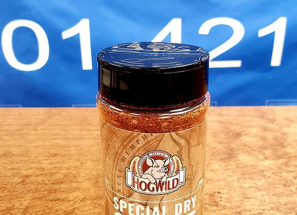 Hog Wild Special DRY Sauce