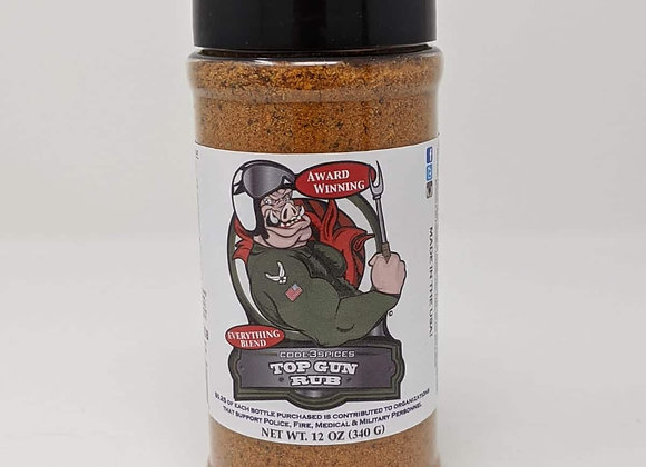 Code 3 Spices Top Gun Rub