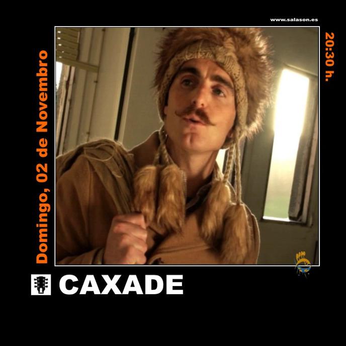 CAXADE NA SALASON, CANGAS (2/11/14)