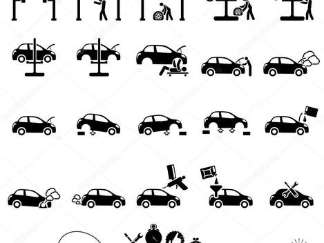 ITV: Los vehículos rechazados deberán identificar al taller de su reparación