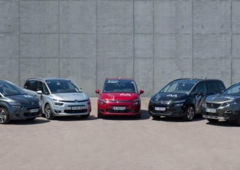 Los fabricantes de coches apuestan por la electrificación en 7 años