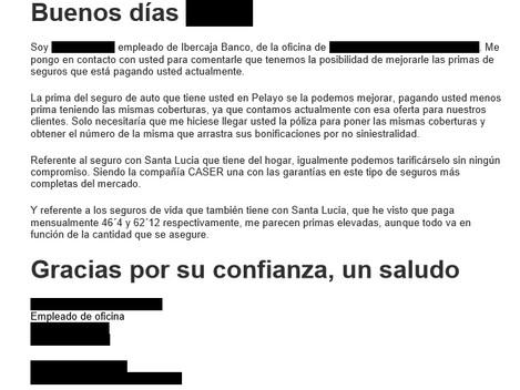 Malas prácticas bancarias: el Colegio de Zaragoza denuncia a Ibercaja