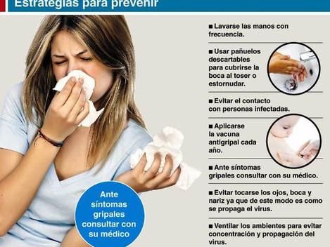 Cigna desmonta mitos sobre el catarro y la gripe
