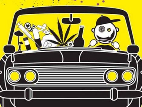 Velocidad, drogas, cinturón y distracciones son las infracciones más frecuentes al volante
