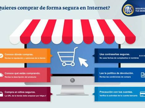 Seis consejos para comprar on-line de forma segura durante el Black Friday