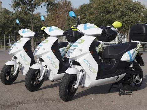 Urbanpóliza comercializa una póliza para alquiler de motos por minutos