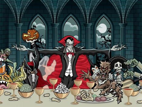 Los monstruos de Halloween pagarían caros sus seguros