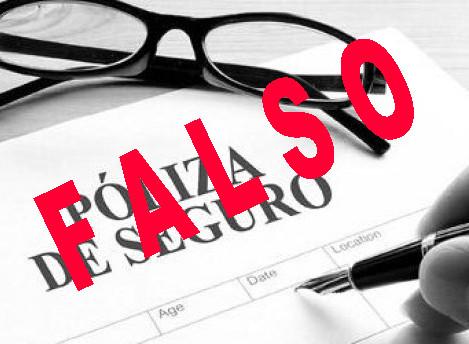 8 detenidos en Madrid y Melilla por falsificar seguros de Automóvil
