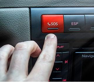 La llamada de emergencia eCall, obligatoria en los coches nuevos