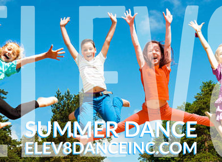 Summer Dance Programs 2018