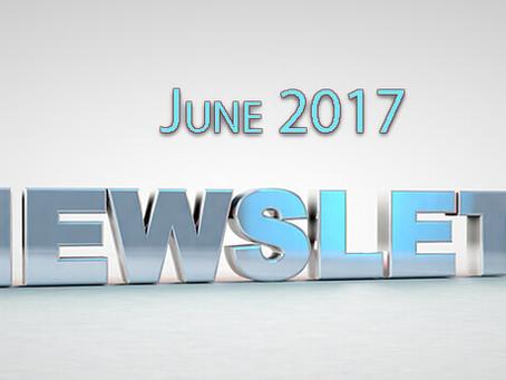Newsletter | June 2017, Burling Valve