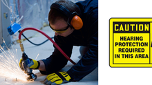 Dangers of Compressed Air - Hearing