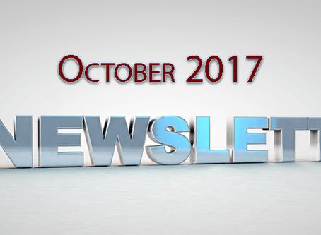 Newsletter | October 2017, Easy Inline Maintenance