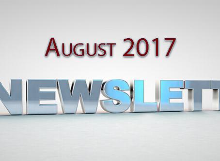 Newsletter | August 2017, Nitrogen Purging