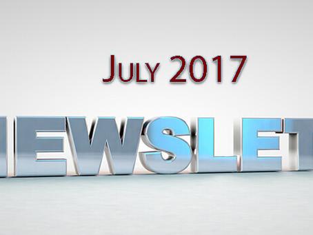 Newsletter | July 2017, Burling Valve