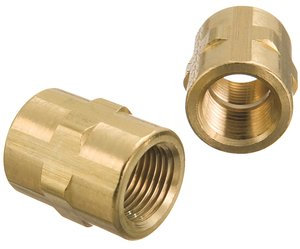 Brass Coupling | Female to Female