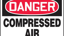Dangers of Compressed Air - Introduction