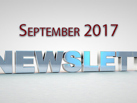 Newsletter | September 2017, Pressure Reducing Regulators