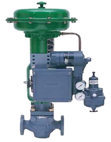 complicated steam valve