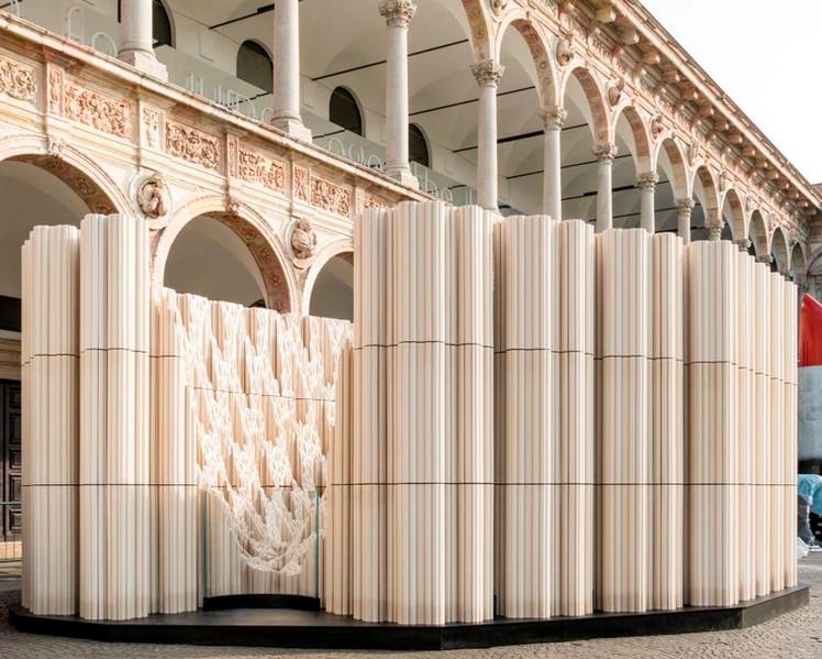 Interni Material Immaterial Milano, Festa del Perdono, 7, 20122 Milano, Italy