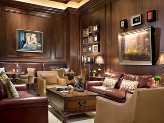 Favorite Places to Wine and Dine:  The St. Regis Bar Atlanta