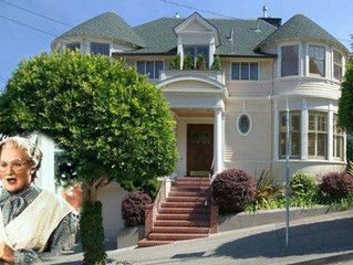 Mrs. Doubtfire Home is on the Market for $4.45 Million