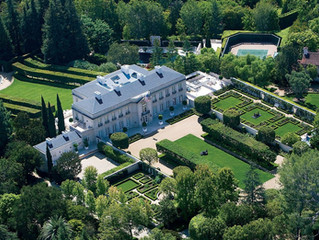 """The Beverly Hillbillies"" Once Called this Mega-Mansion Home:  Most Expensive Home on the"