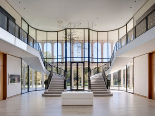 Phillip Johnson Masterpiece in Dallas is Offered at $27.5 Million