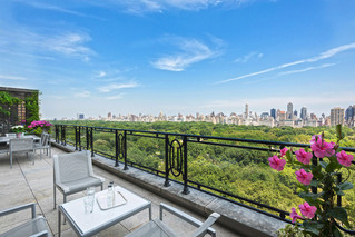 Sting and Trudie Styler are Changing Views: Selling Condo in One of the 'World's Most Powerf