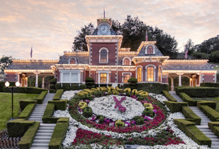 Joyce Rey Lists Michael Jackson's Neverland Ranch