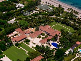 Palm Beach Estate Hits Market for $137 Million