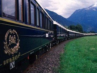 Take a Ride on the Orient Express