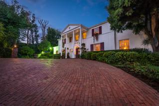 Frank Sinatra, Eva Gabor, Audrey Hepburn and Mia Farrow:  Holmby Hills Home for Sale