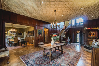 """Beautiful Historic Nichols Hills Estate Home, """"CASA GRANDE"""" is offered for sale"""