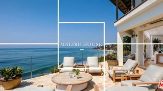 A Supermodel Size Price Tag on Cindy Crawford and Rande Gerber's Malibu Estate