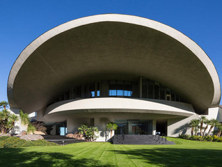 Bob Hope's Iconic Home Recently Sold in Palm Springs!