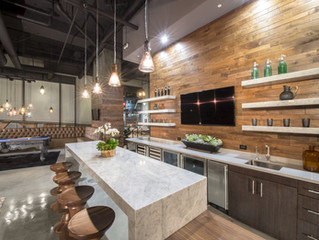 Interior Design: 10 Wooden Backsplash Ideas... What 'Wood' You Choose?