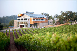 Williams Selyem Winery:  Premium Wines, Breathtaking Architecture and Sustainability