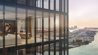 Set to Be Florida's Tallest Tower, the Waldorf Astoria Launches Sales