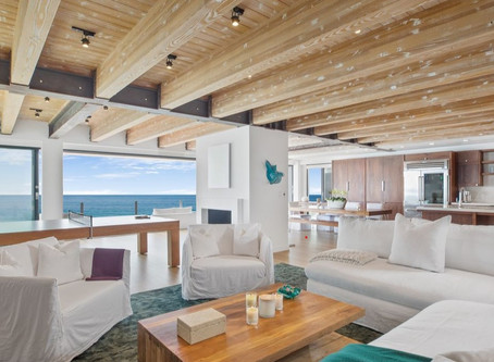 Matthew Perry Looks to Unload His $15 Million Malibu Home